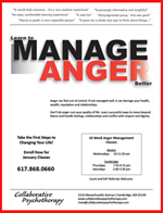 Anger Management on Our Events Site (new site)