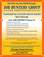 Job Hunters' Group on Our Events Site (new site)